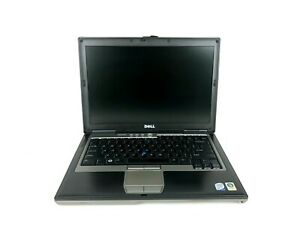 Dell Latitude D630 512MB RAM NO HDD NO BATTERRY POWER ON- LAPTOP FOR PARTS