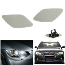 Pair Front Bumper Headlight Washer Cover Cap For BMW E92 Coupe E93 328i 335i