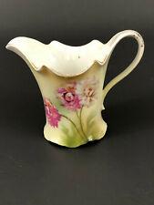 Antique late Edwardian porcelain creamer R. S. Germany ( Tillowitz ) c.1916