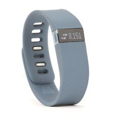 Fitbit Charge Activity Tracker + Sleep Wristband (Large) Slate FB404SLL