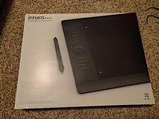 Wacom Intuos 5 Touch (Large) w/Pen, Holder, Software, USB and Original Packaging
