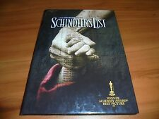 Schindler's List (DVD, 2004 Widescreen) Liam Neeson Used Schindlers Ben Kingsley