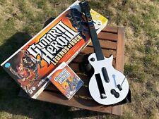 Guitar Hero III - Guitare et jeu pour Nintendo Wii