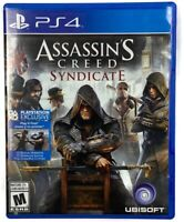 Assassin's Creed: Syndicate (Sony PlayStation 4, 2015) Complete