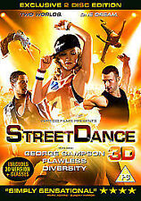Street Dance 3D (DVD, 2010) DVD only, glasses not included