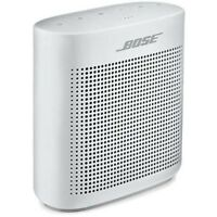 BOSE SoundLink Color II Portable Wireless Speaker Polar White Japan Tracking