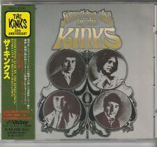 Kinks Something Else By The Kinks / Live At Kelvin Hall Japan CD w/obi VICP5330