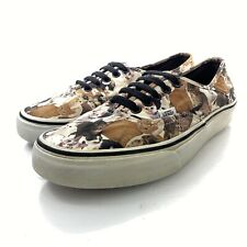 VANS x ASPCA Womens 8 Kittens Lace Up Shoes Multicolor