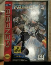 sega genesis Robocop 3 SEGA Mega Drive kompatibel
