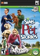 PC The Sims Pet Stories DVD PC Brand New!