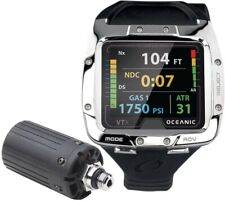 Oceanic Vtx Wrist Scuba Diving Computer Complete with Usb and Transmitter