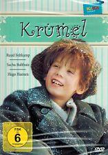 DVD NEU/OVP - Krümel - Ruud Feltkamp, Sacha Bulthuis & Hugo Haenen