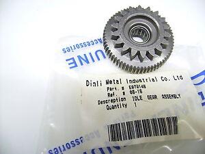 DINL Anlasserzwischenrad mit Nadelnager innen NEU ORIGINAL - ET: E070148 -00