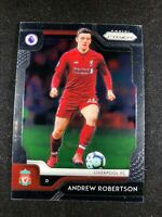 2019-20 Panini Prizm Premier League Soccer Andrew Robertson Liverpool #87 Andy