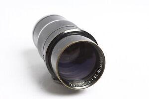 Leica Leitz Telyt 4,5/200 4,5/20cm Leica 39mm Screw Ideal für Visoflex