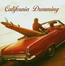 CALIFORNIA DREAMING CD THE BYRDS,ALBERT HAMMOND UVM NEW+