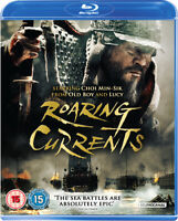 Roaring Currents DVD (2015) Min-sik Choi, Kim (DIR) cert 15 ***NEW***