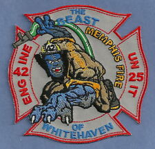 MEMPHIS TENNESSEE FIRE DEPARTMENT ENGINE COMPANY 42 PATCH