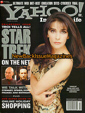 Yahoo! Internet Life 12/98,Marina Sirtis,December 1998,NEW