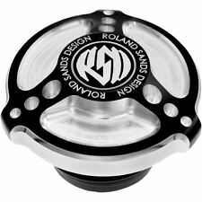 RSD CONTRAST CUT TRACKER GAS CAP FOR HARLEY-DAVIDSON