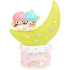 Sanrio Little Twin Stars Kiki & Lala 40th LED light table figure JAPAN new cute