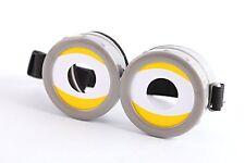 Illumination Entert Minion Yellow Goggles Halloween Costume-