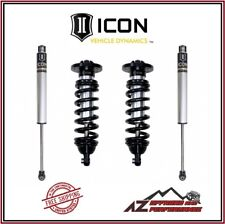 """ICON  Stage 1 0-3"""" Suspension System for 2004-2015 Nissan Titan 4WD"""