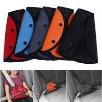 1x enfants voiture sécurité siège ceinture fixateur triangle harnais san IY