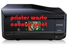 EPSON XP-800 PRINTER WASTE INK PAD RESET DISC/TOOL NEW - Digital Download