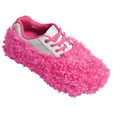 Brunswick (Pink) Fuzzy Bowling Shoe Covers - 1 Pair (One Size) - Free Shipping!!