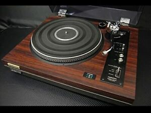Pioneer PL-1200 Turntable Stereo Record Player Direct Drive from Japan Working