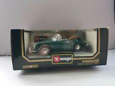 1:18 Porsche 356B Cabriolet 1961, by Bburago