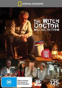 National Geographic - The Witch Doctor Will See You Now (DVD, 2013, 2-Disc Set)