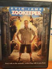 Zookeeper (DVD, 2011)(Cut Box)
