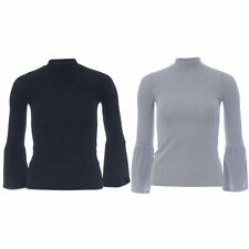 Unbranded Polyester Petite Tops for Women