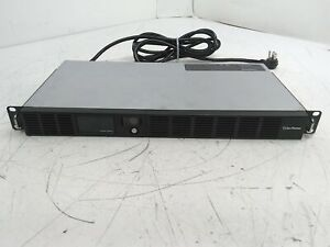 Cyberpower OR500LCDRM1Ua Smart App LCD 500VA 300W UPS No Battery No Harness