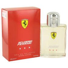Scuderia Ferrari Red By Ferrari 125ml Edts Mens Fragrance