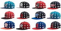 New Era Authentic NBA 9FIFTY 950 Starry Stars Snapback Basketball Fit Hat Cap