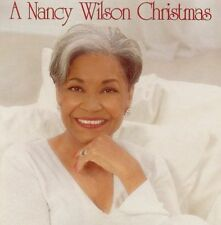 NANCY WILSON - A NANCY WILSON CHRISTMAS -CAROL OF THE BELLS- 13 SONGS -  MINT CD