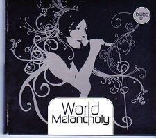 (EK42) Bluba Lu, World Melancholy - 2008 CD