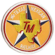 Patch-Tex Mex Texas Mexican Railroad  #22351 NEW