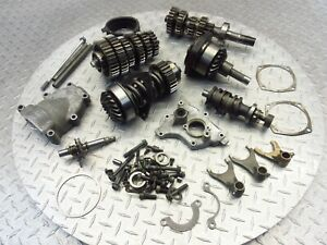 2005 05-09 Suzuki VL1500 C90 Boulevard Transmission Secondary Drive Gears Forks