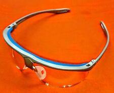 3M 11862 Maxim Sport Protective Eyewear Clear Lens Silver/Blue Frame box of 10