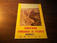 FEBRUARY 1964 FCP MEXICO SYSTEM PUBLIC TIMETABLE