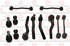 Jeep Grand Cherokee 99 to 04 Suspension Sway Bar Linkages Tie Rods Ball joints