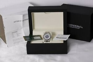 Rolex Oyster Perpetual Blue/White Face S. Steel Automatic 14183 - 2326001