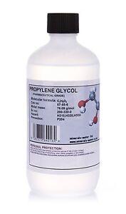 500ml Propylene Glycol PG MPG | USP/EP 99%+ | Pharma grade | mix your own vape