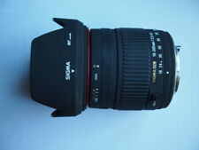 PENTAX FIT SIGMA 18 - 200 mm f3.5 - 6.3 EX DC AF Lens
