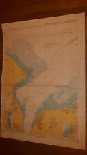 Carta nautica 2341 BALTIC SEA - GERMANY - KIELER FORDE OUTER PART