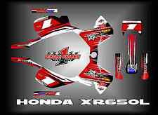 HONDA XR650L XR 650L  SEMI CUSTOM GRAPHICS KIT two two reed